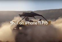 iPhone 11 Pro non ha paura della polvere nel nuovo spot di Apple