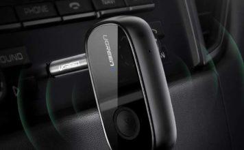 Ugreen 70304 mette il Bluetooth 5.0 su stereo e autoradio: sconto a 15,09 euro