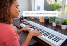 Roland GO:PIANO con Alexa, la rivoluzione per tastieristi