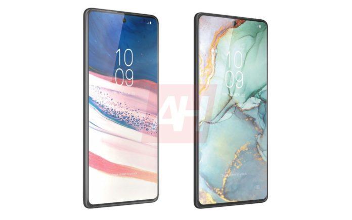 Ecco Galaxy Note 10 Lite e Galaxy S10 Lite