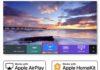 Homekit e Airplay 2 arrivano sui TV Sony con l'aggiornamento Android 9 Pie