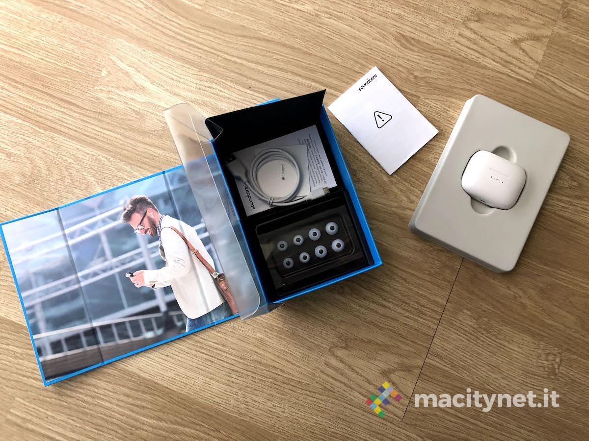 Recensione auricolari Soundcore Anker Liberty Air, provano a fidare AirPods alla metà del prezzo