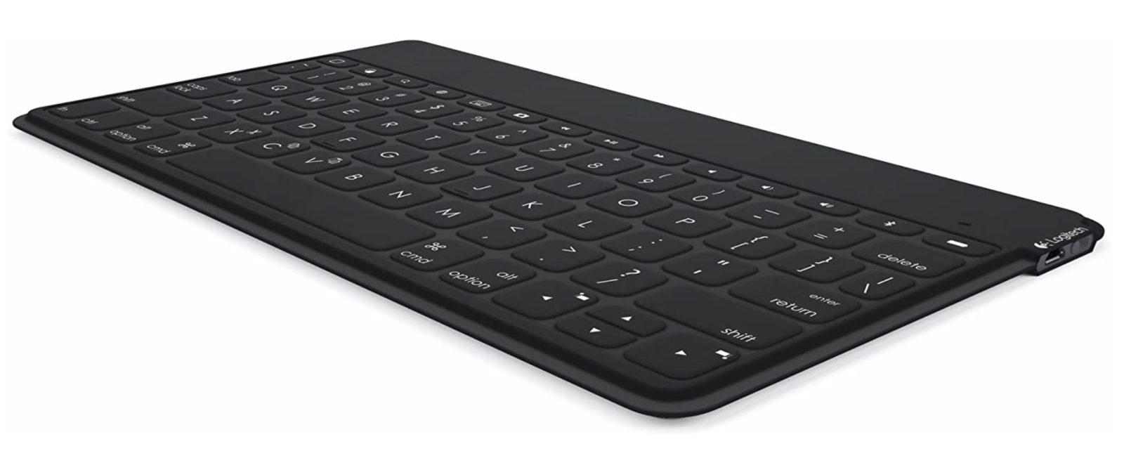 Logitech Keys-To-Go, tastiera perfetta per iPad e iPhone: solo 33,99 €