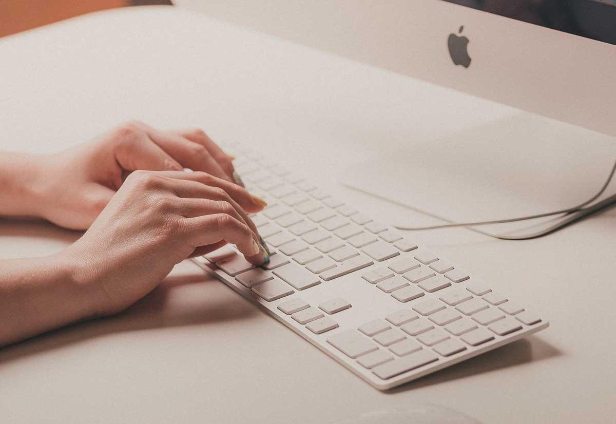 Come personalizzare il click dei tasti digitando con la tastiera del Mac - Macitynet.it