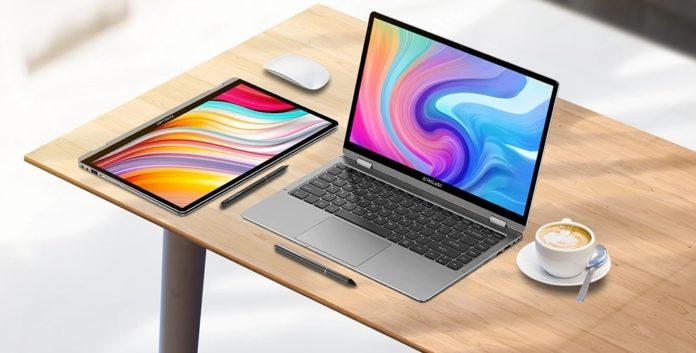 Teclast F6 Plus 13,3 pollici, il notebook convertibile con 8GB di RAM in offerta lancio a 288,95 euro