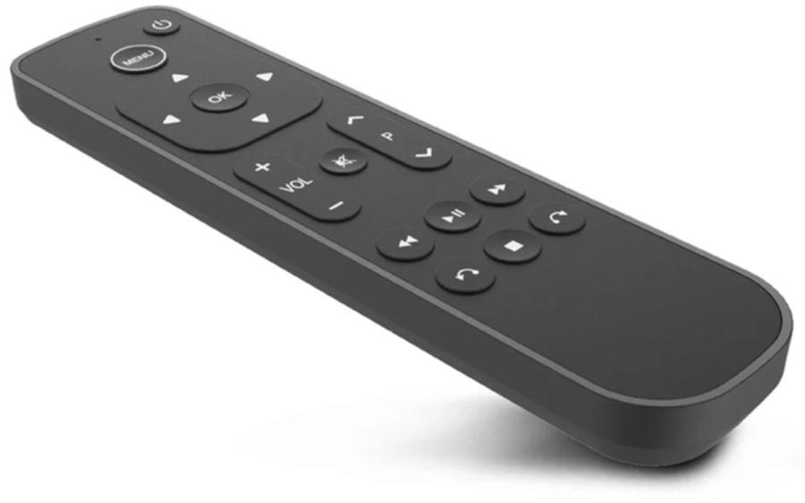 Il telecomando di Apple TV 4K è scomodo, Salt propone l'alternativa
