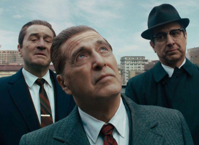 Netflix: 26,4 milioni di account hanno visto il film The Irishman