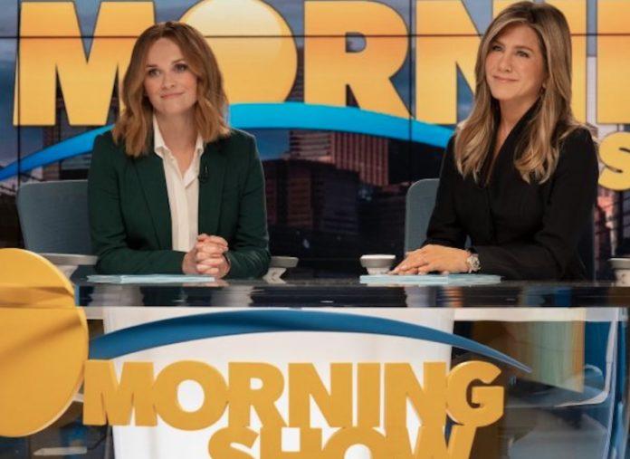 Apple TV+ è candidata al Golden Globe con The Morning Show