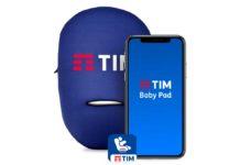 TIM BabyPad è un dispositivo per rilevare la presenza di un bambino sul seggiolino a bordo di un veicolo