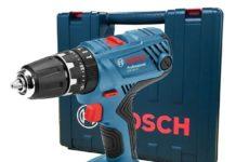 Bosch GSB 18V-21, trapano senza fili a prezzo regalato: solo al Cyber Monday