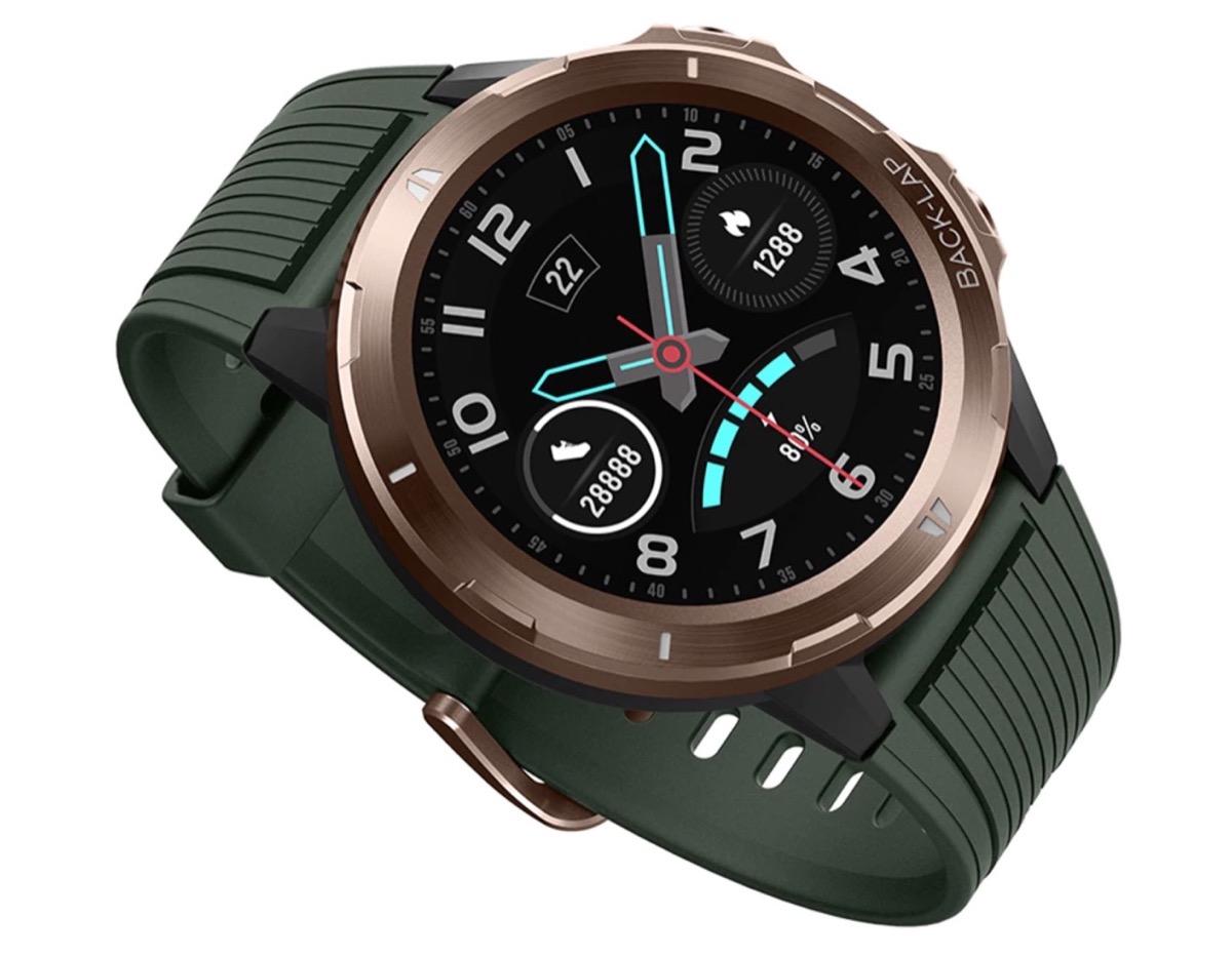 Umidigi Uwatch GT, lo smartwatch da ricaricare solo due volte al mese