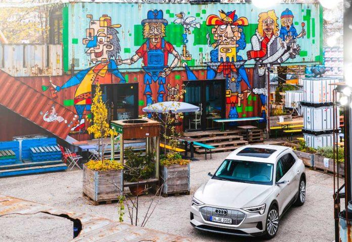 A Monaco la mobilità di domani si testa nel quartiere Werksviertel