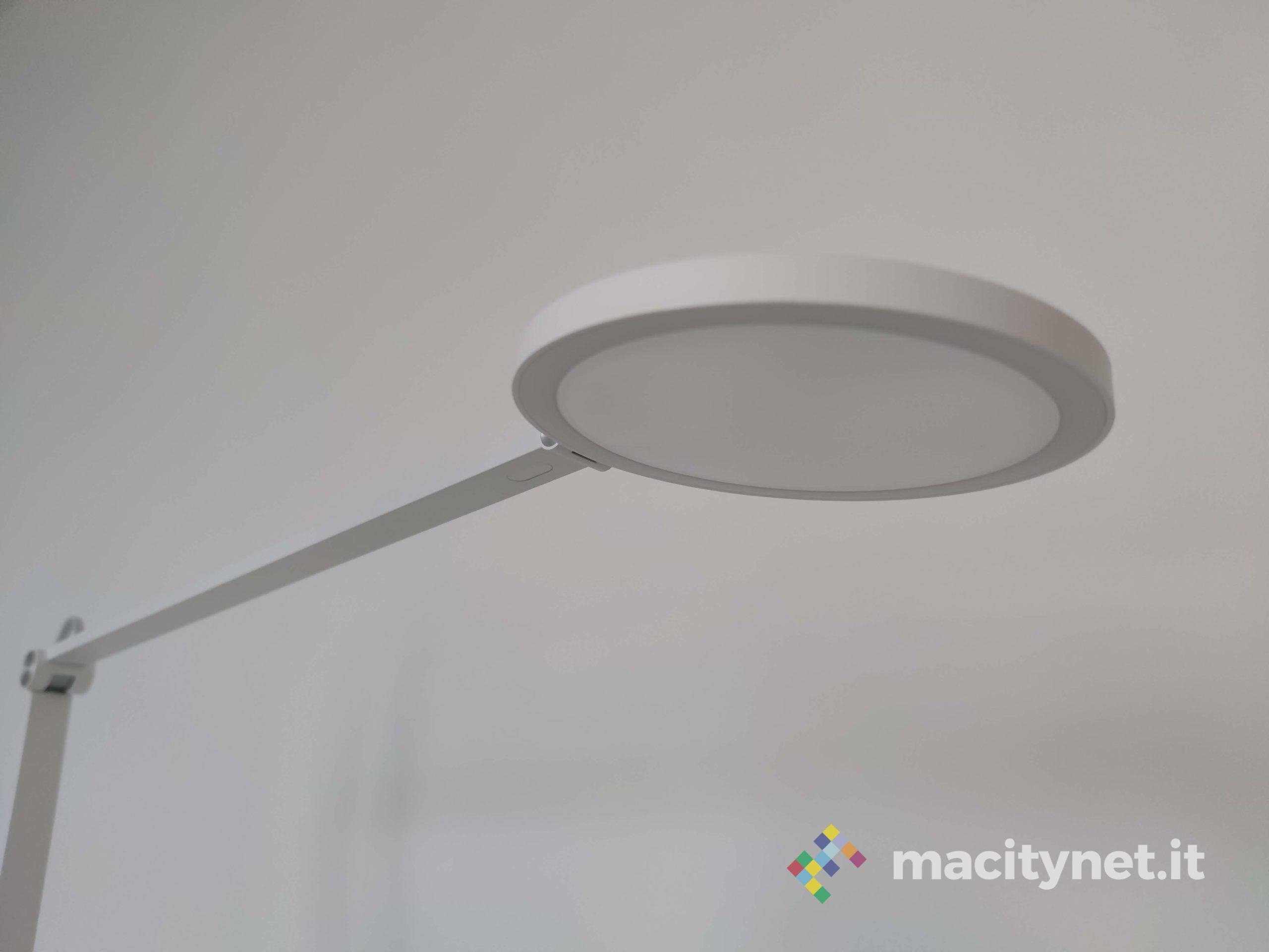 Recensione Xiaomi Mijia MTJD02YL, la lampada da scrivania più minimal di sempre
