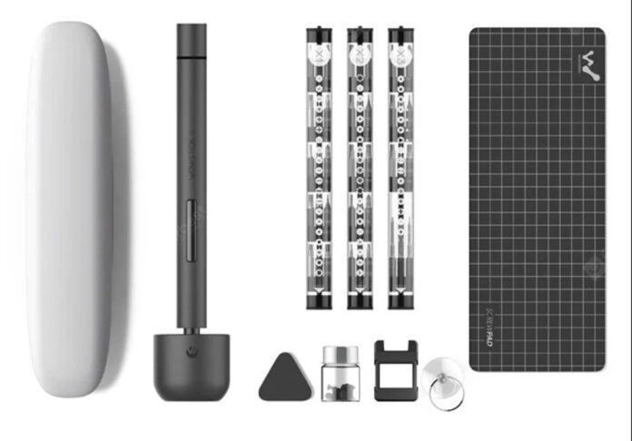 Xiaomi Wowstick 1F, il kit di riparazione dispositivi elettronici a soli 35 euro