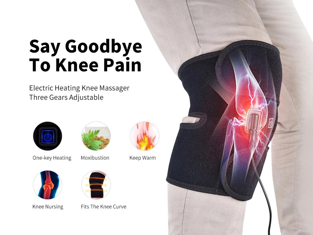 Massaggiatore Elettrico per ginocchio in offerta lampo a 17,29 euro
