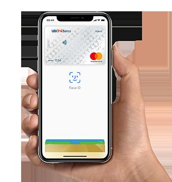 Apple Pay disponibile per i clienti UBI Banca