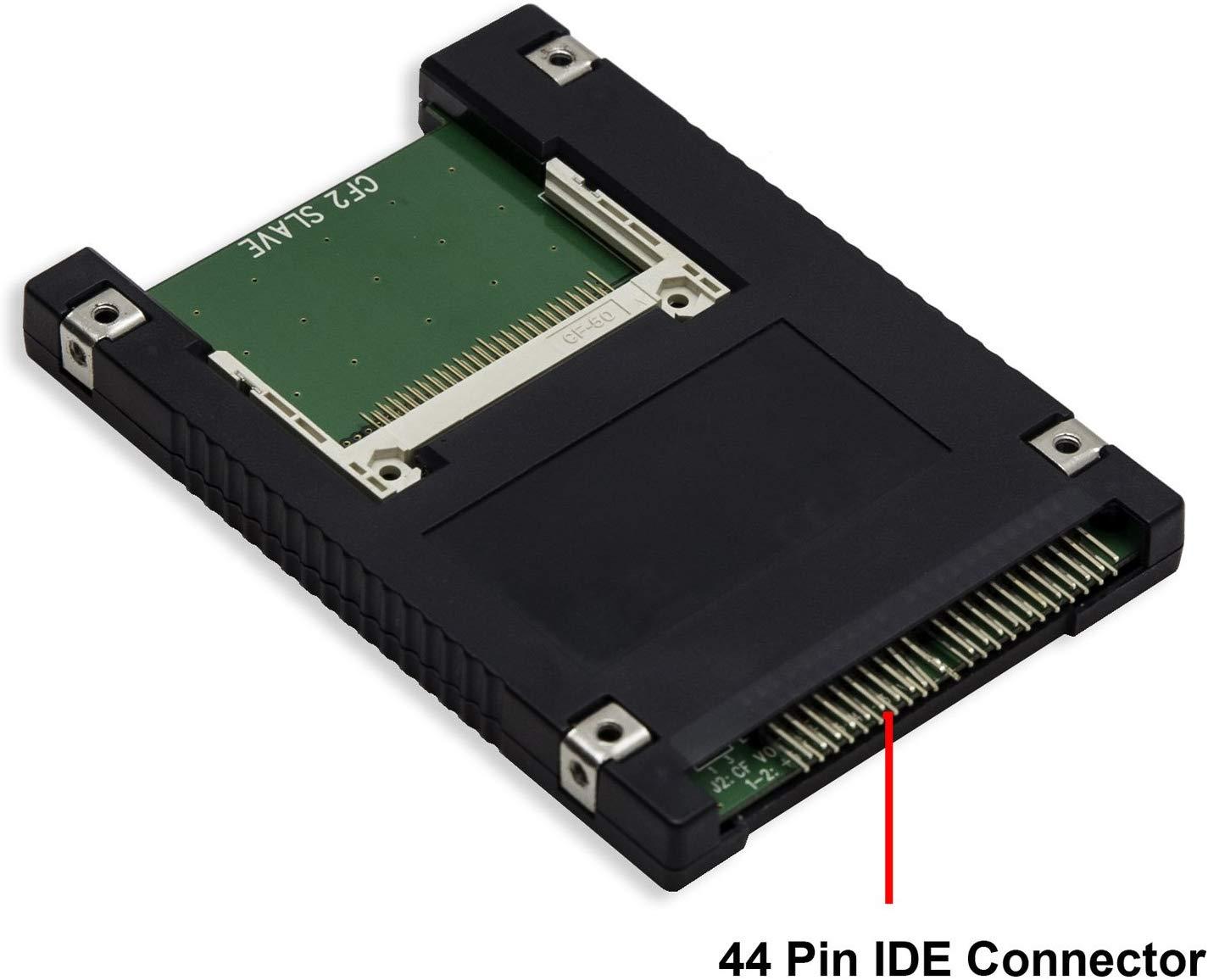 Come trasformare SD e CompactFlash in disco rigido per un vecchio computer