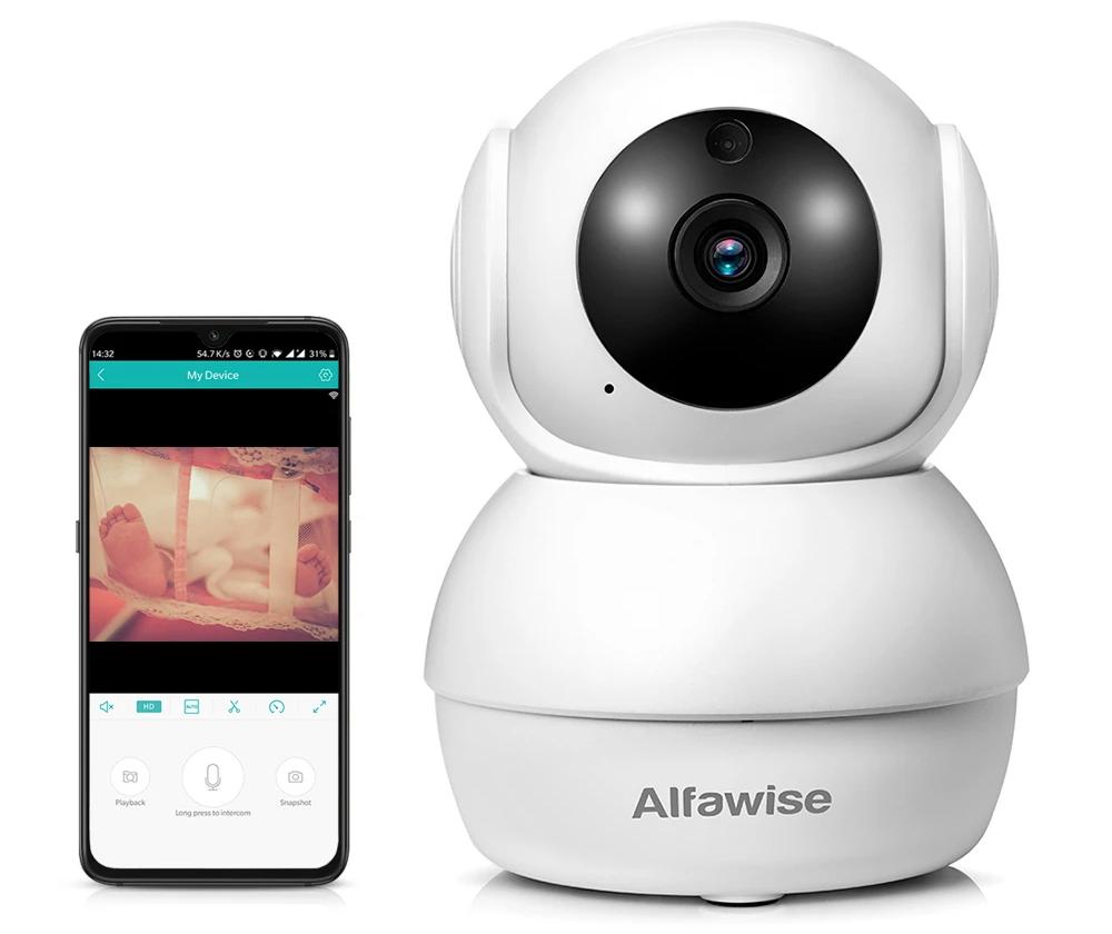 Alfawise N816,la camera di sicurezza motorizzata in super offerta a 27,30 euro