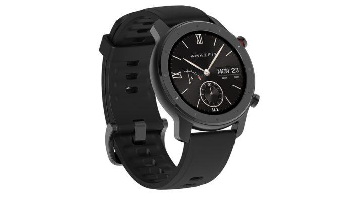 Offerta smartwatch Xiaomi Amazfit GTR 47mm Lite Edition a soli 99€