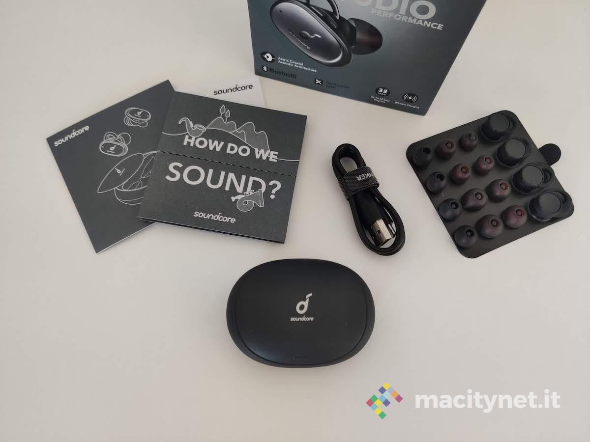 Recensione cuffie true wireless Anker Soundcore Liberty 2 Pro: fenomenali