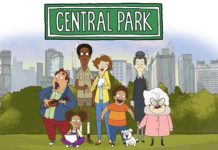 "Preso su Apple TV+ ""Central Park"", la commedia musicale animata"