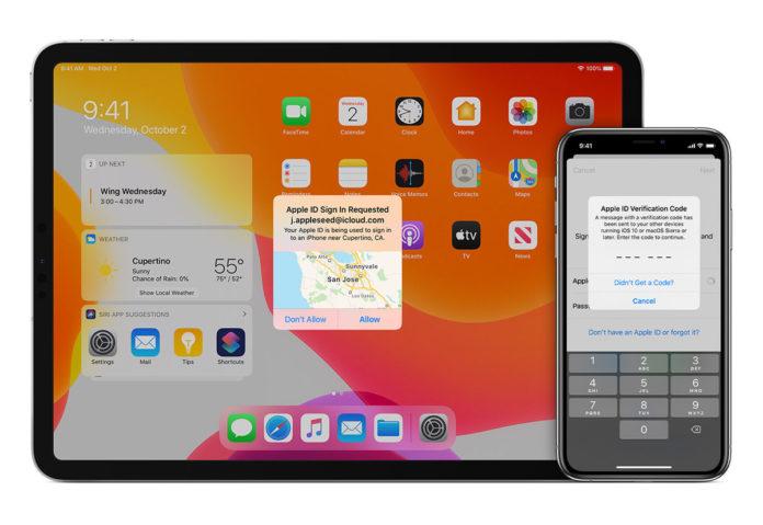 Apple vuole standardizzare l'autenticazione a due fattori via SMS