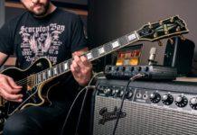 AXE I/O Solo l'interfaccia audio su misura dei chitarristi si evolve