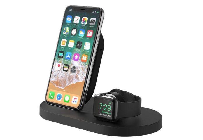 Ricaricare iPhone ed Apple Watch insieme: sconto fino al 30% su prodotti Belkin