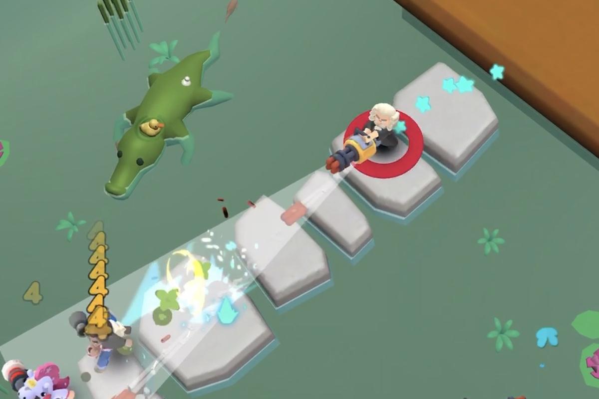Butter Royale, il Fortnite versione cartoon è servita su Apple Arcade