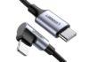 Cavo USB-C Lightning angolato, robusto e performante, in sconto a soli 11,99 euro