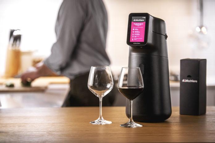 Albicchiere lancia il primo Smart Wine Dispenser su Kickstarter