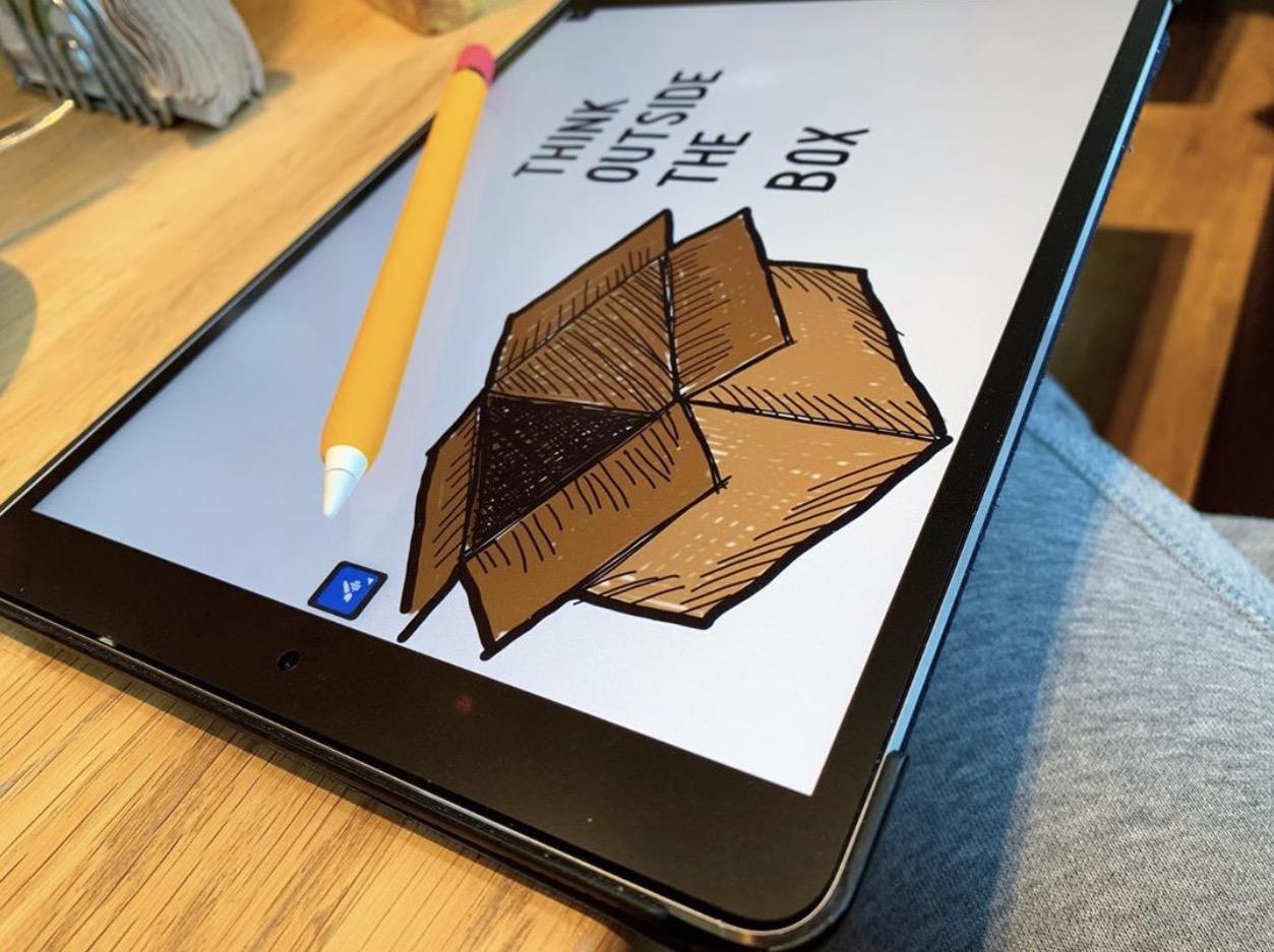 iPad ed Apple Pencil diventano carta e matita con le pellicole doodroo