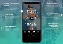 DUBL Drive, ecco l'app che trasforma iPhone in una dash cam