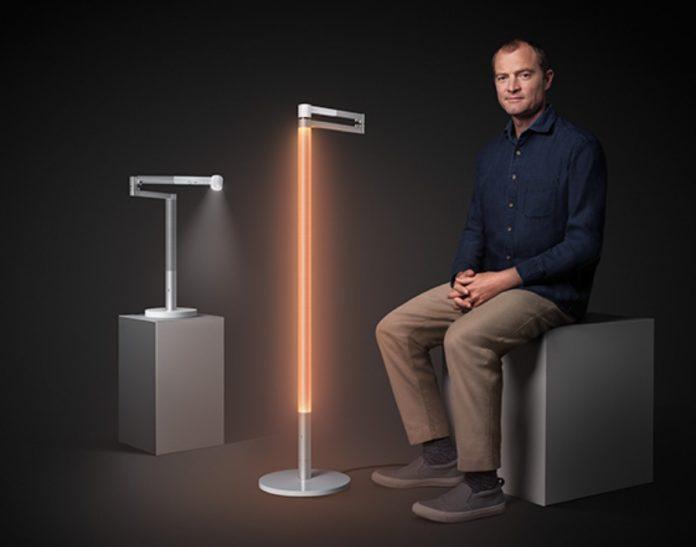 Dyson Lightcycle Morph, la lampada che cambia tutto presentata a Milano