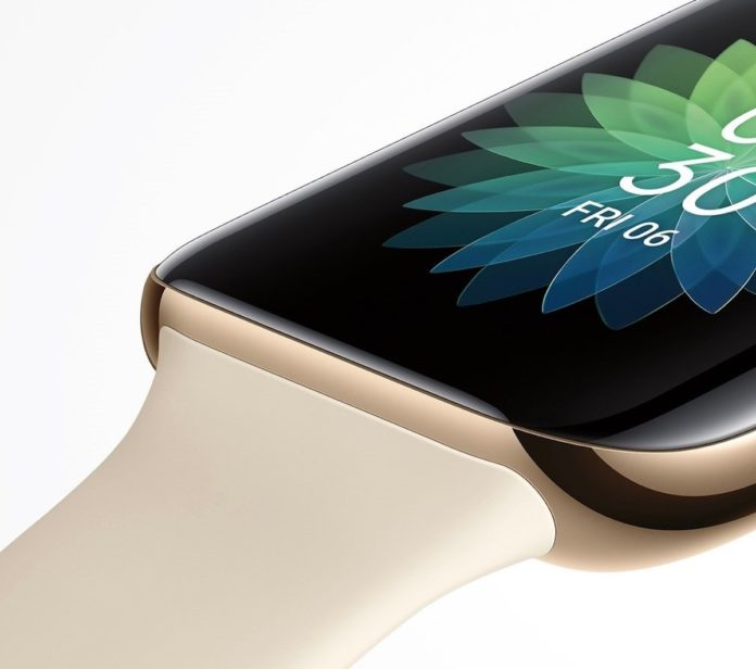 Da OPPO arriva il clone di Apple Watch
