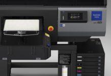 Epson SureColor SC-F3000, la stampante DTG per tessuti ad alta produttività