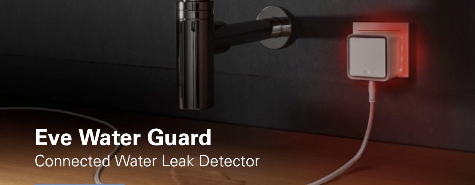 Eve Cam Homekit e Eve Water Gard: sicurezza e privacy assoluta per gli utenti Apple
