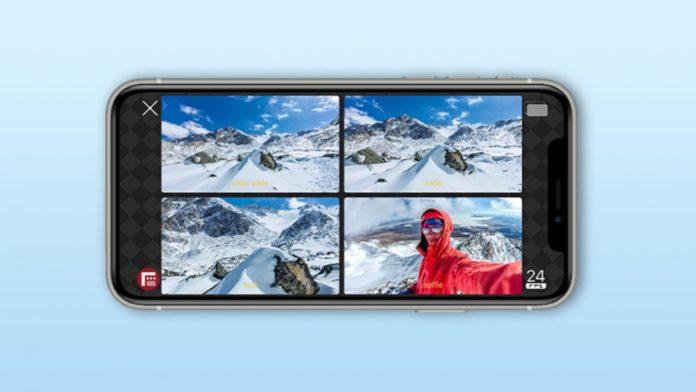 La registrazione multi camera di iPhone 11 arriva sull'app DoubleTake di FiLMiC Pro