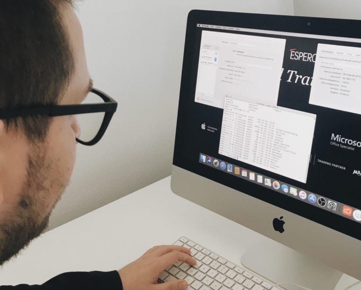 Formazione certificata Apple per Tecnici e Sistemisti