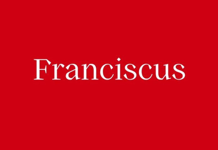 """""""Franciscus"""",  primo font digitale della Chiesa dai frati di Assisi"""