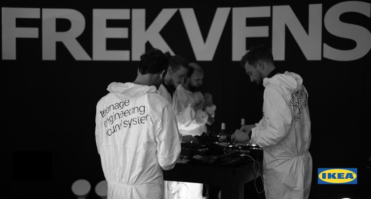 Teenage Engineering, la linea di prodotti IKEA dedicati alle feste si espande