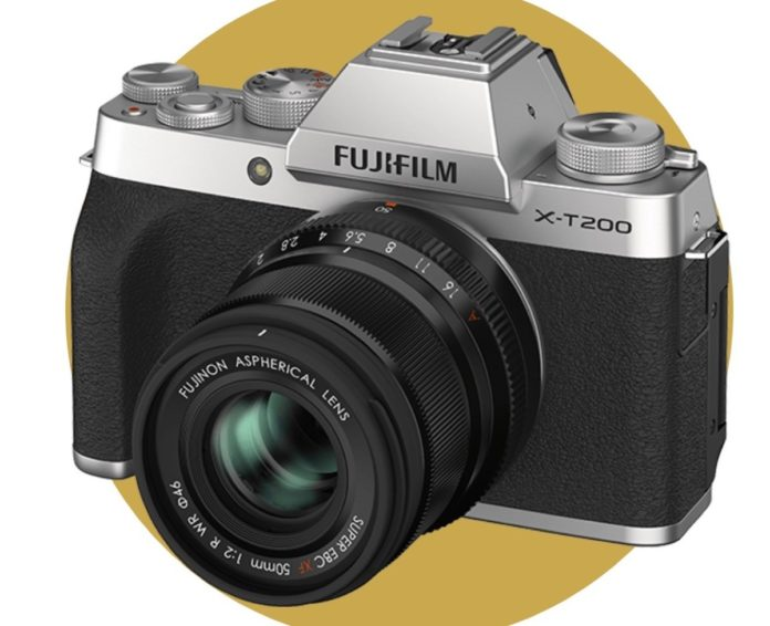 Altro che smartphone, la nuova Fuji X-T200 usa sensori giroscopici digitali