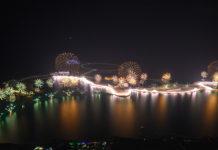 Nell'emirato di Ras Al Khaimah due Guiness World Records con i droni nella serata di gala per il Capodanno