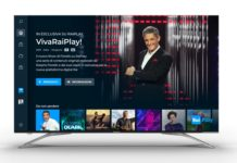 Sul telecomando dei TV Hisense serie 2020 arriva il tasto RaiPlay