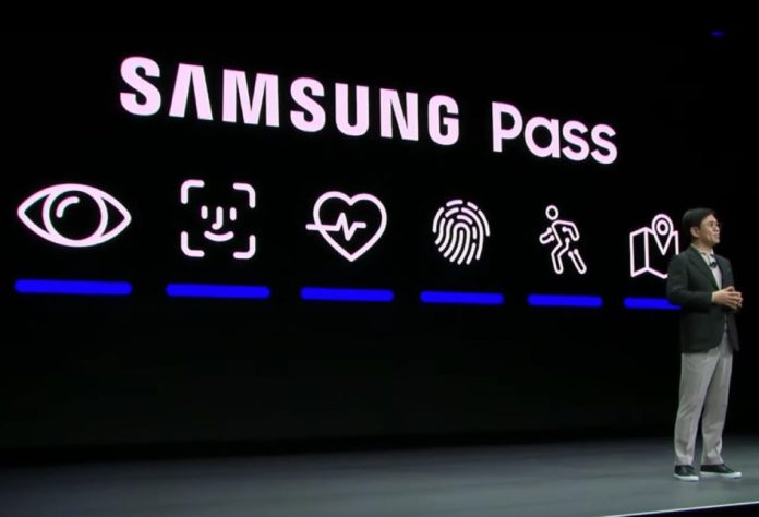 Due icone Apple avvistate nel keynote di Samsung al CES 2020