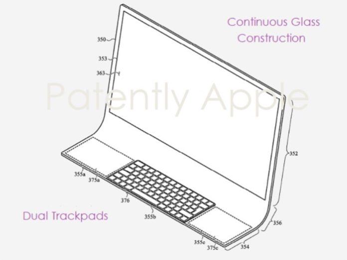 Apple pensa a un iMac tutto vetro futuristico, sembra fantastico