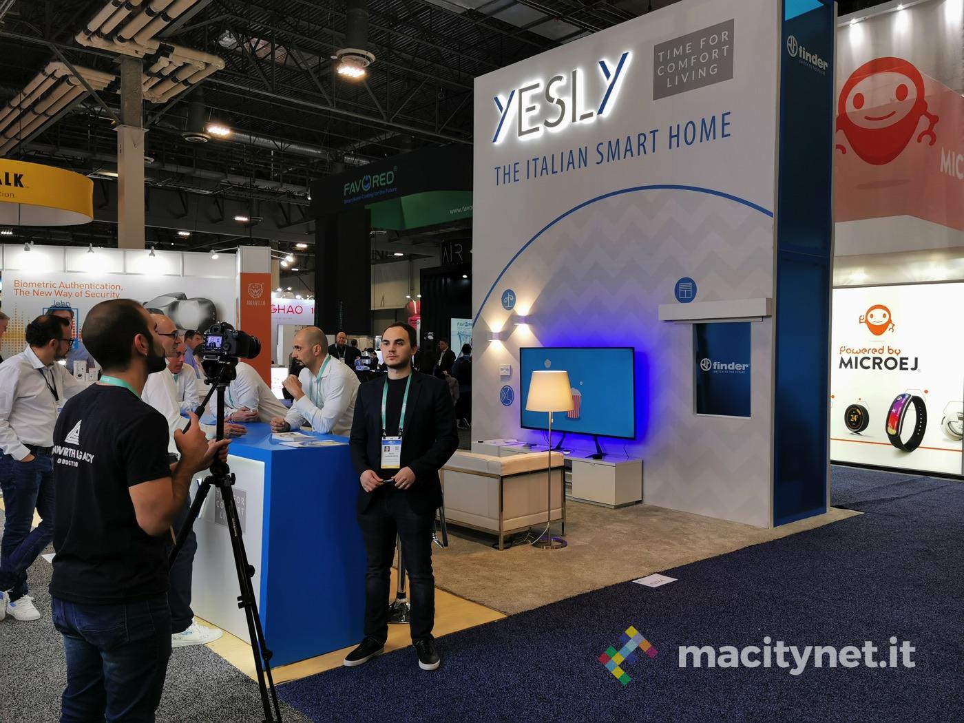 CES 2020: la smart home secondo l'italiana Finder
