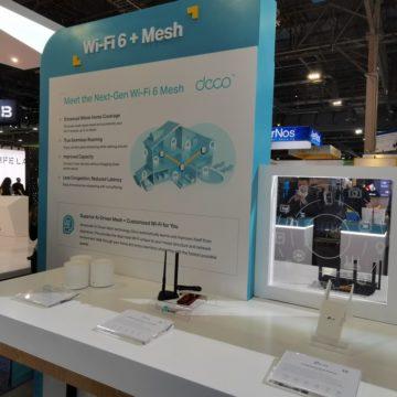TP-Link al CES 2020: si punta su Wi-Fi 6, tecnologia Mesh e sicurezza