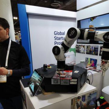 The Tactigon al CES 2020, il controller delle gesture con AI