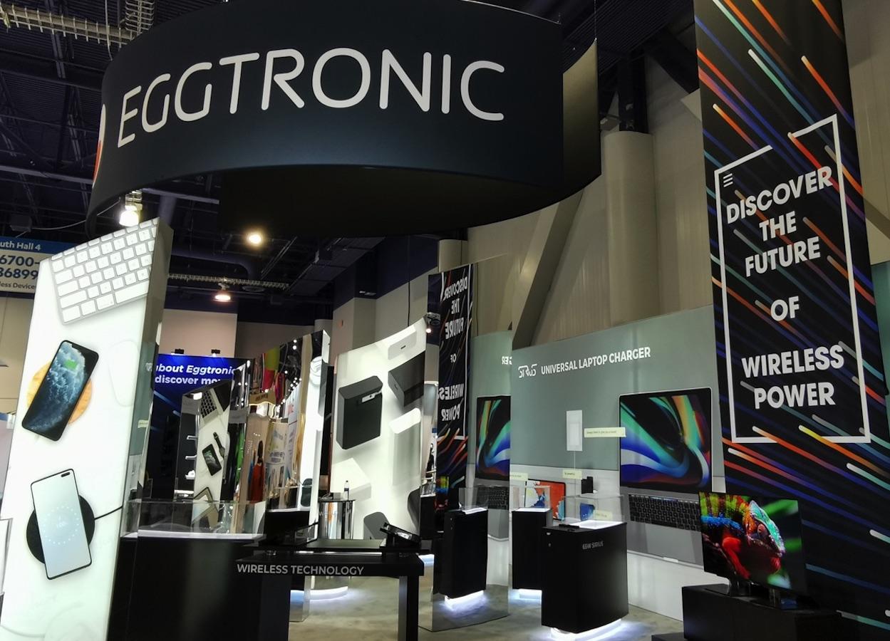 Eggtronic al CES 2020 tra tecnologie wireless consumer e ricerca avanzata